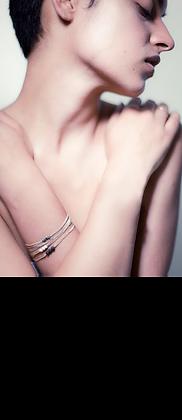 Simplicity Stone Armband
