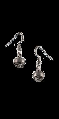 Art Nouveau Pearl Earrings Mix