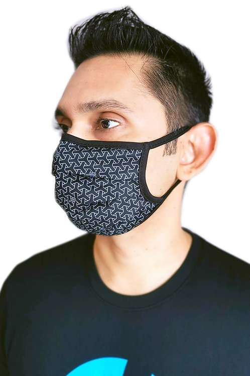 carbonfibre reusable face mask