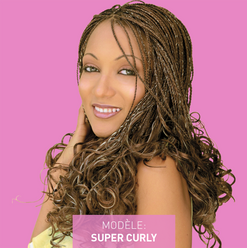 super curly