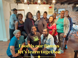 fitness and food