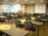 Terrace Room-Classroom Style Meeting