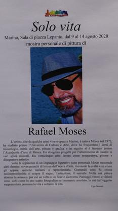 Una Città Non Basta - Rafael Moses