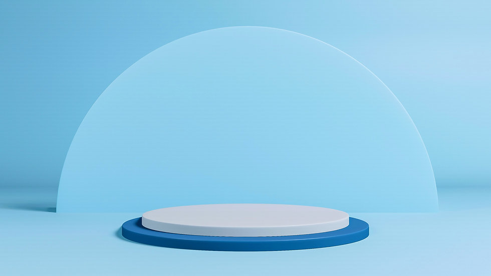 3d-render-minimal-style-podium-pedestal-