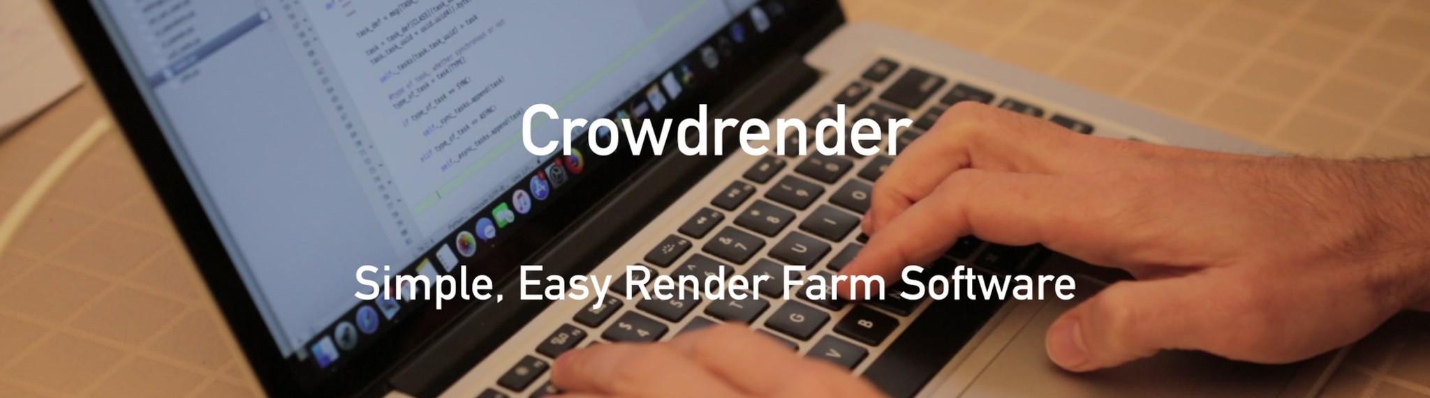 Render Farm Software | CrowdRender
