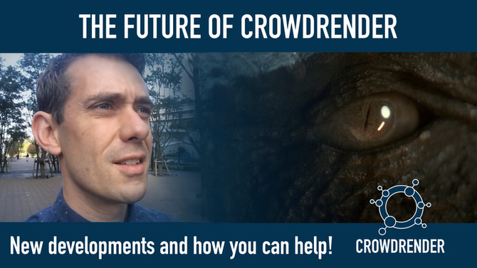 The Future of Crowdrender
