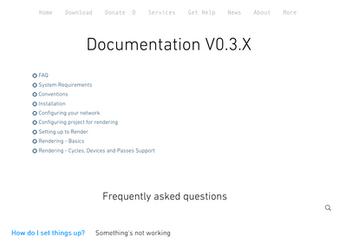 Docs update for V0.3.0!