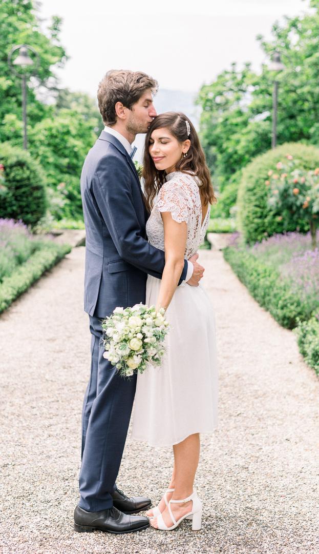 Hochzeitsfeier in der Villa Alwind in Lindau