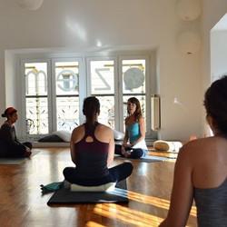 Morning Light @ Zem Yoga Studio
