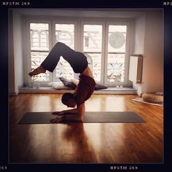 Gustavo - Teacher @ Zem Yoga Studio