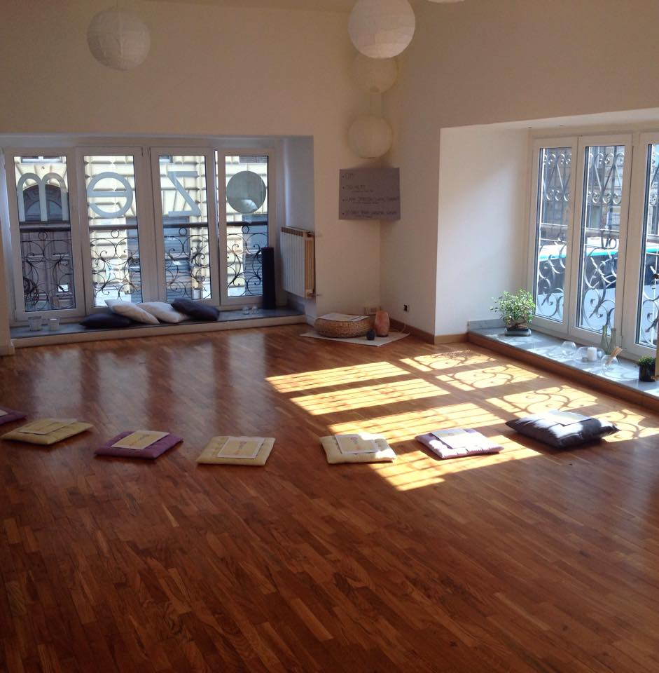 Ready for Sunday ZEM Yoga Workshop