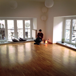 Live Music at Zem Yoga Studio Rome