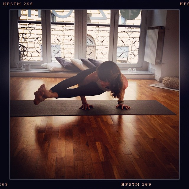 Zuzana Teacher/Owner @ Zem Yoga St.