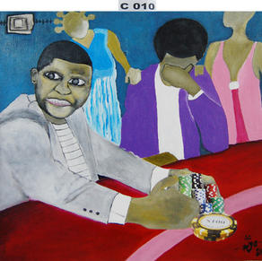 Paint for LYDIA LUDIC TALENTS - BENIN