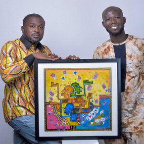 Paint for LYDIA LUDIC TALENTS - TOGO