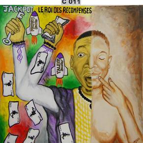 Pintura Lydia Ludic Talents - Benin