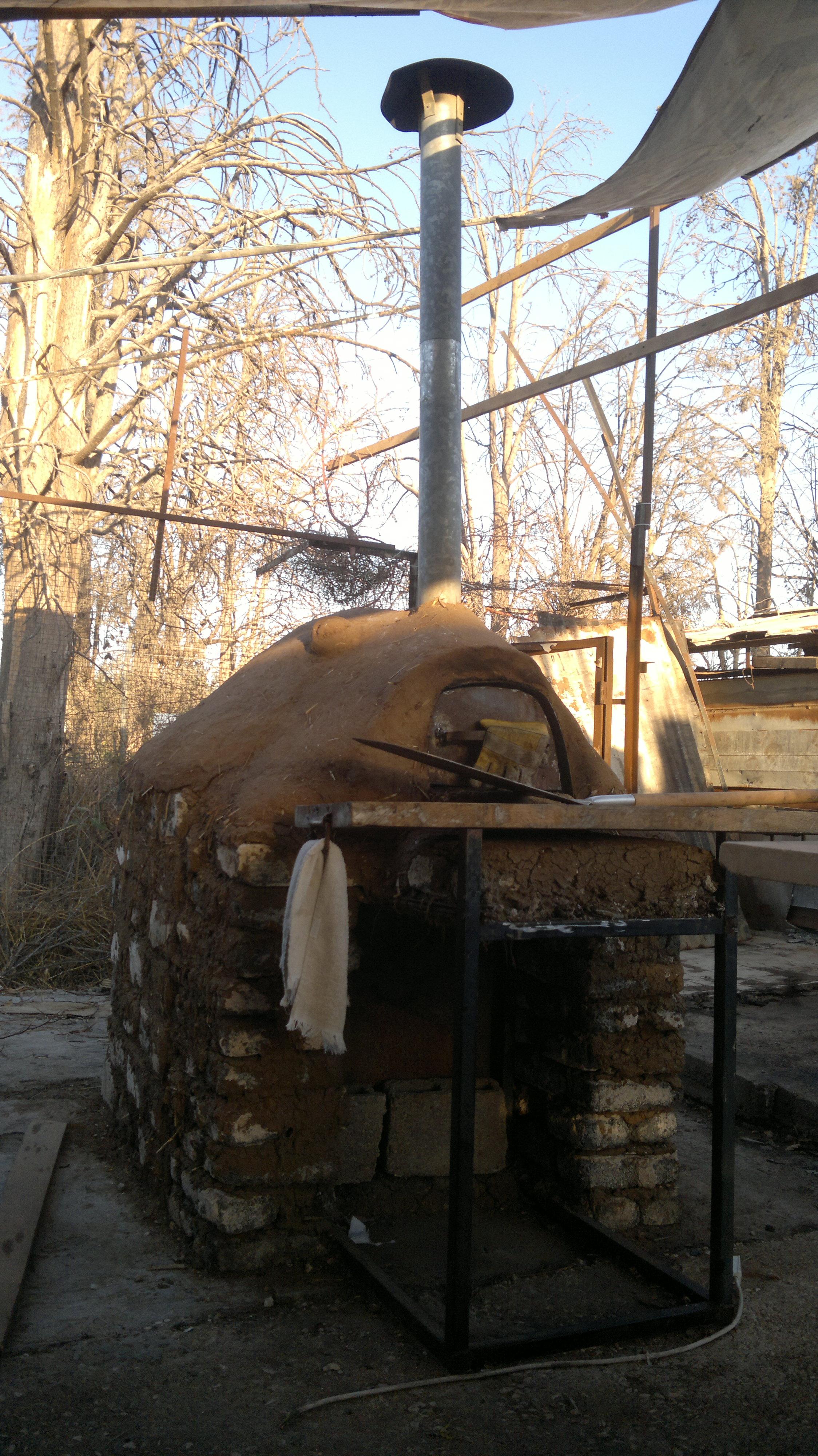 Mud Oven
