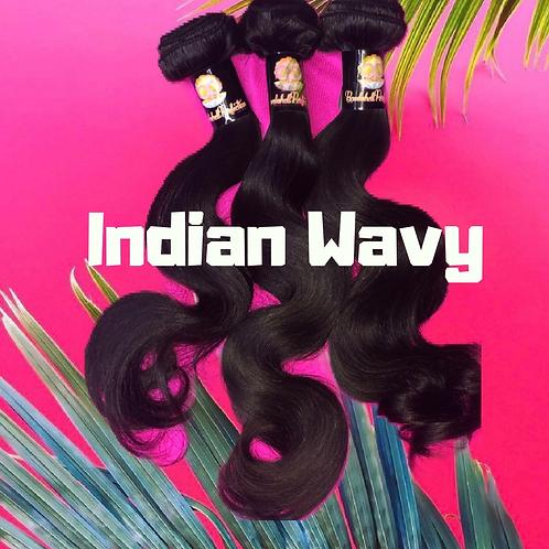 Indian wavy bundle deals