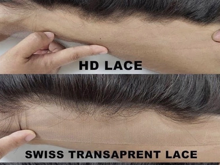 Swiss lace vs Hd lace, Its levels!