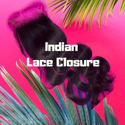 Closures - Indian Wavy