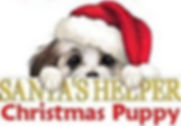 Santas helper christmas puppy free.jpg