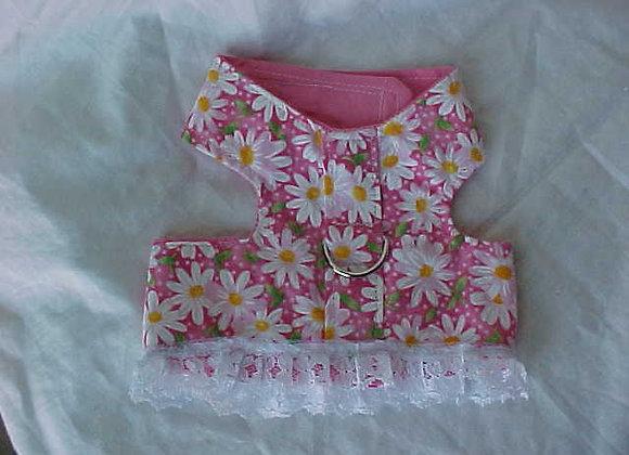 Pink Daist Harness