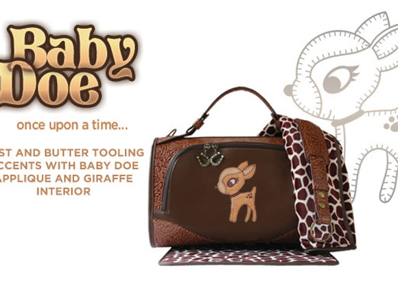 Baby Doe PetFly Carrier