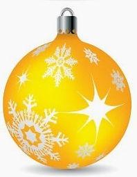 Yellow Christmas ornament.jpg