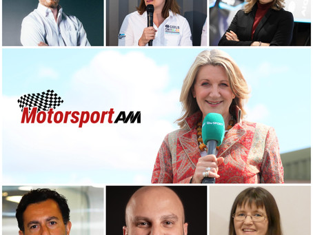 Louise Goodman Announced as Teijin Sponsored MotorsportAM Sustainability Panel Chair