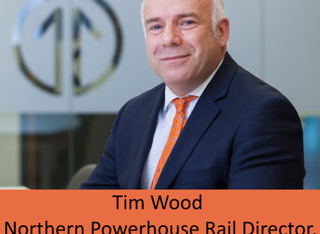 Northern Powerhouse Director is Looking for Companies to take Share of £39bn Project at AMConf