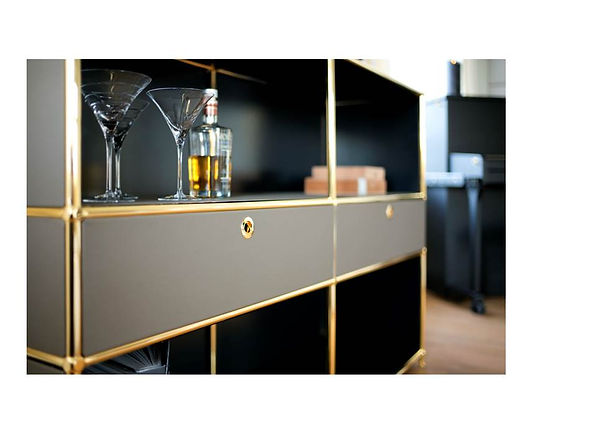 Flexcube Sideboard Copper