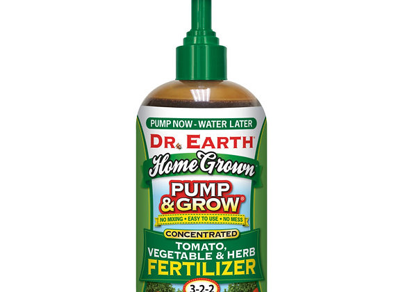 Dr Earth Pump & Grow Tomato, Vegetable & Herb 3-2-2