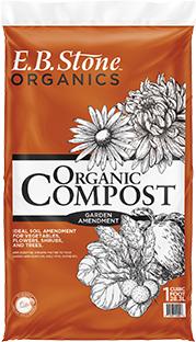 EB Stone Organic Compost (1 cf bag)