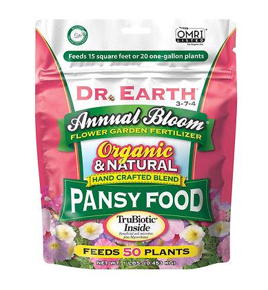 Dr Earth Pansy Food (1lb bag)