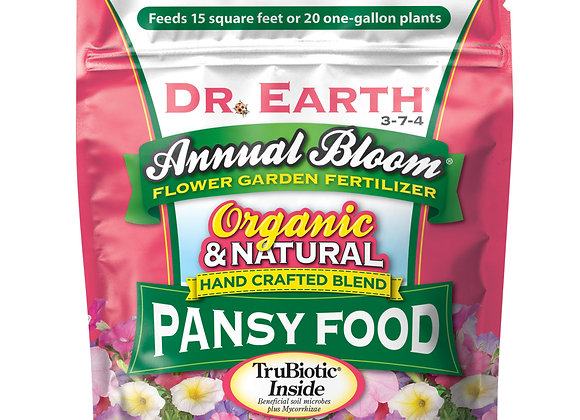 Dr Earth Pansy Food (1lb bag)