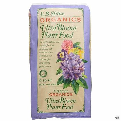 EB Stone Ultra Bloom Plant Food  0-10-10 (15lb bag)