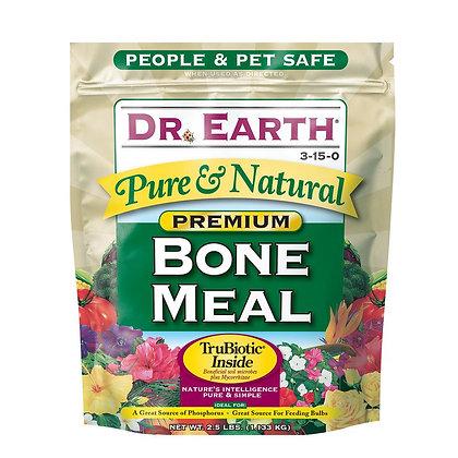 Dr Earth Bone Meal 3-15-0 (2.5lb bag)