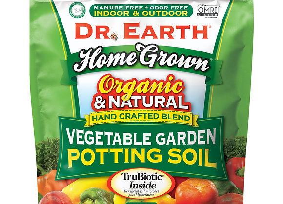 Dr Earth Vegetable Garden Potting Soil (8qts)