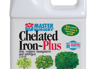 Master Nursery Chelated Iron Concentrate (1qt)