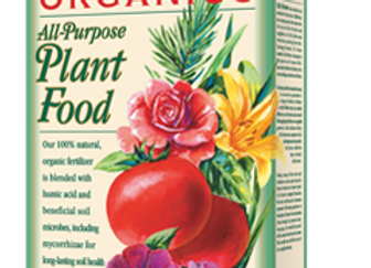 EB Stone Organics All Purpose Plant Food 5-5-5 (4lb bag)