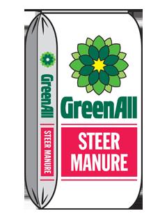 GreenAll Steer Manure (2 cf bag)