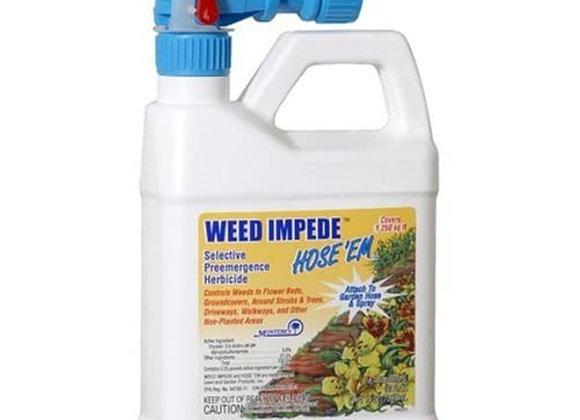 Monterey Weed Impede Hose'Em RTS (30 oz)