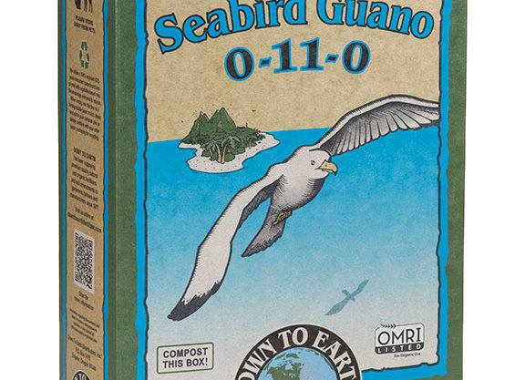 Down to Earth Seabird Guano 0-11-0 (5lb box)