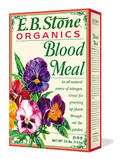 EB Stone Blood Meal 13-0-0 (3.5 lb bag)