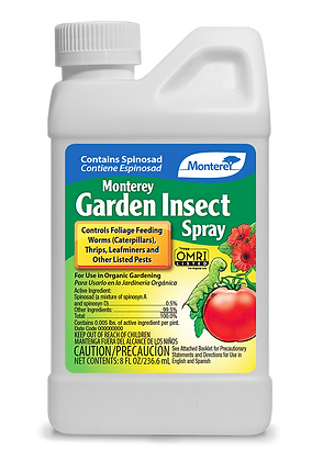 Monterey Garden Insect Spray Concentrate (8 oz)