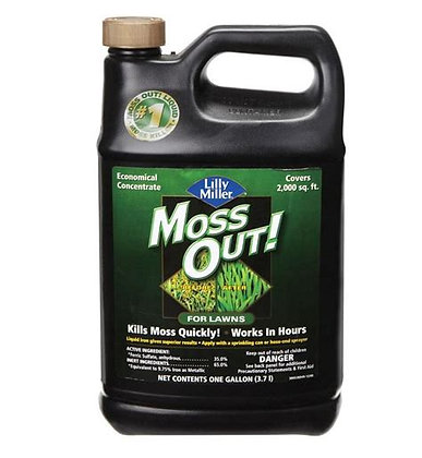Lilly Miller Moss Out Concentrate (1gal)