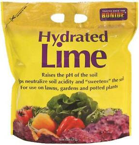 Bonide Hydrated Lime (5 lb)