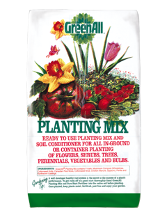 GreenAll Planting Mix (2 cf bag)