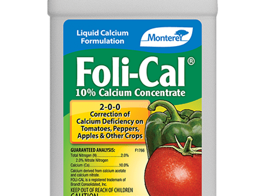 Monterey Foli-Cal Concentrate (1pt)