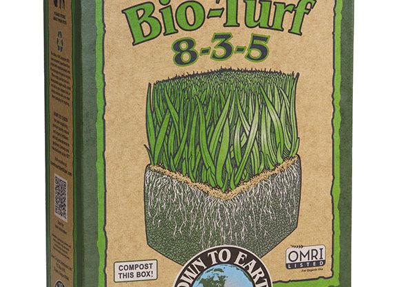 Down to Earth Bio Turf 8-3-5 (5lb box)